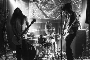 Riot in the Attic Live - The Band in Andernach
